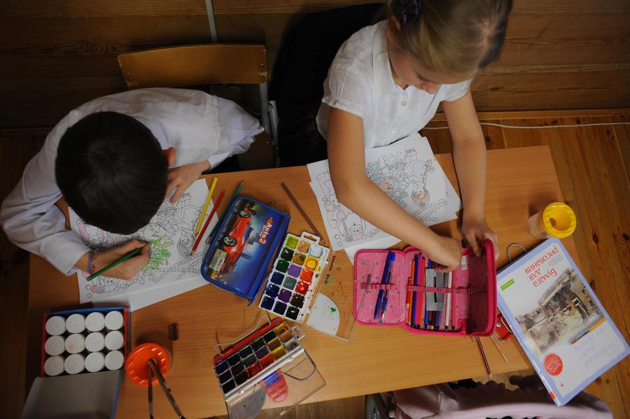 Исследование: Воспитание мало влияет на уровень интеллекта ребёнка