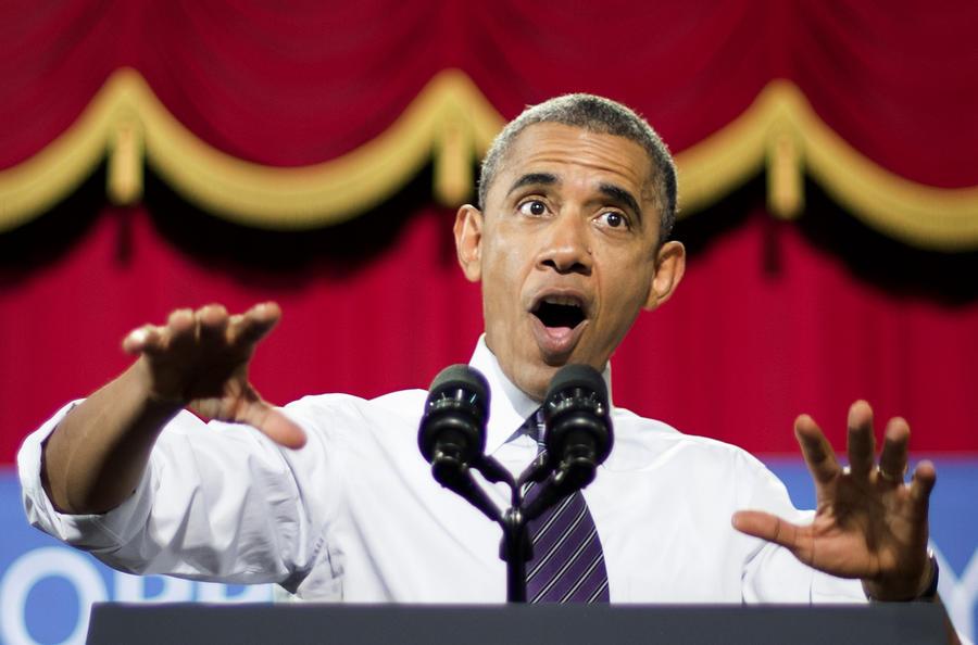 Конгресс США разрешил подать в суд на Барака Обаму