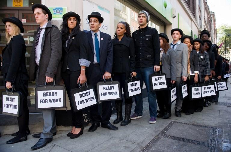 Малоимущие британцы будут объявлены «недостаточно работающими людьми»