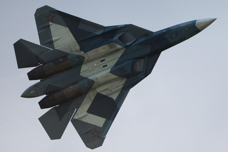 Американские СМИ включили российский Т-50 в топ самых передовых самолётов XXI века