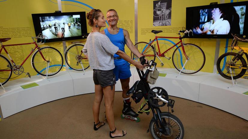 На ВВЦ может появиться павильон велокультуры