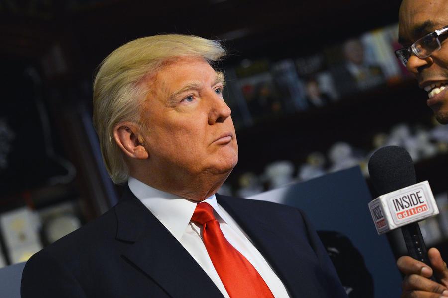 Дональд Трамп: Я недоволен тем, как идут дела в Америке, и готов бороться за пост президента