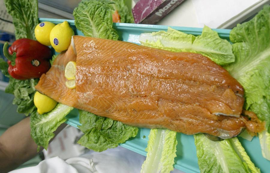 Исследование: рыба увеличивает продолжительность жизни на 2,2 года