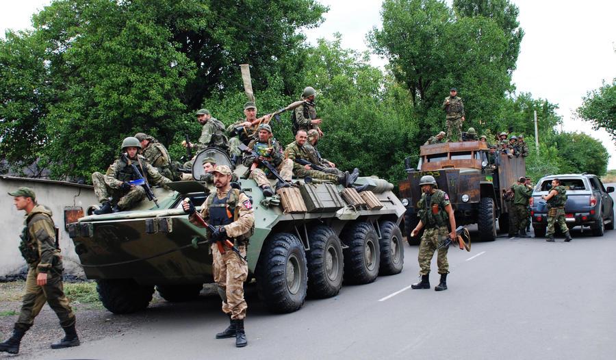Западные журналисты не нашли в Новоазовске «призрачную российскую армию»