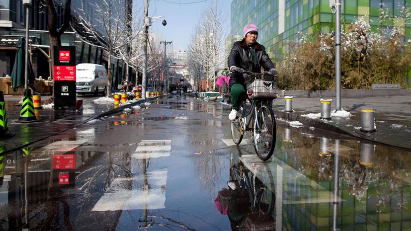Китайская элита пересаживается на велосипеды премиум-класса