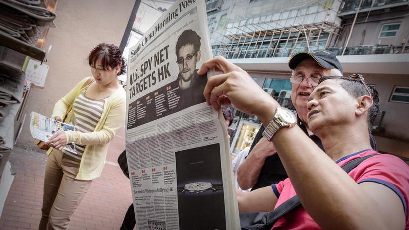 Американские спецслужбы проверят Эдварда Сноудена с помощью программы PRISM