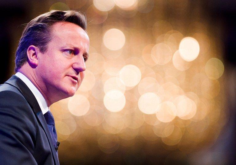 Кэмерон умоляет Шотландию не отделяться
