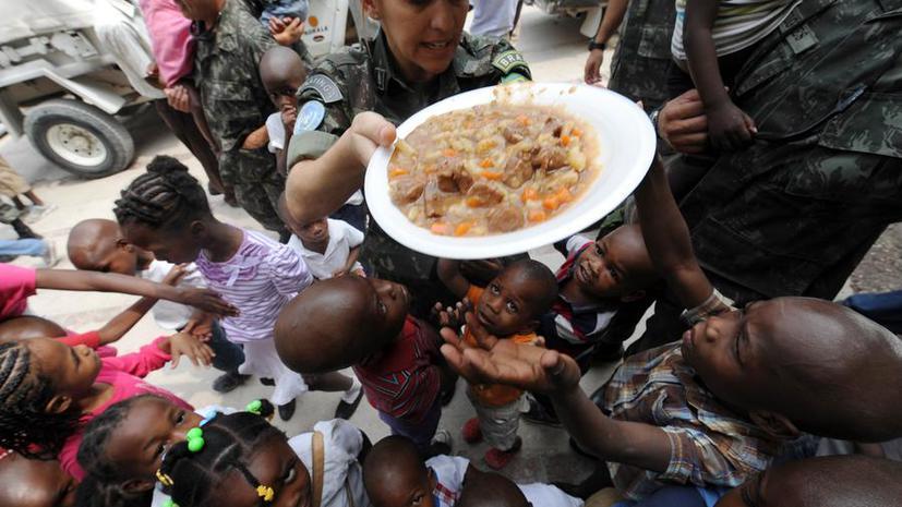 В Бразилии выбрали продукты для борьбы со «скрытым голодом»