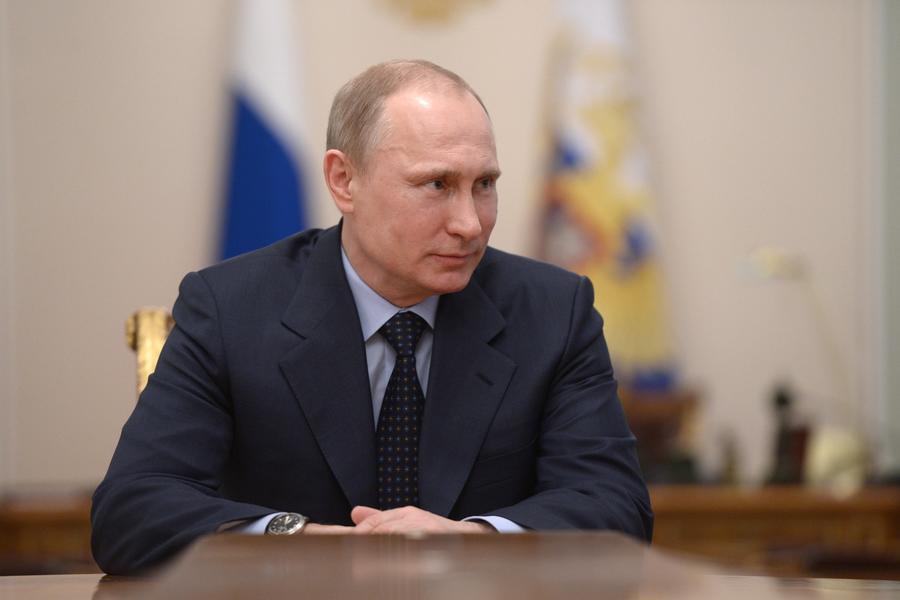 Путин призвал Обаму использовать имеющиеся у США возможности, чтобы не допустить кровопролития на Украине