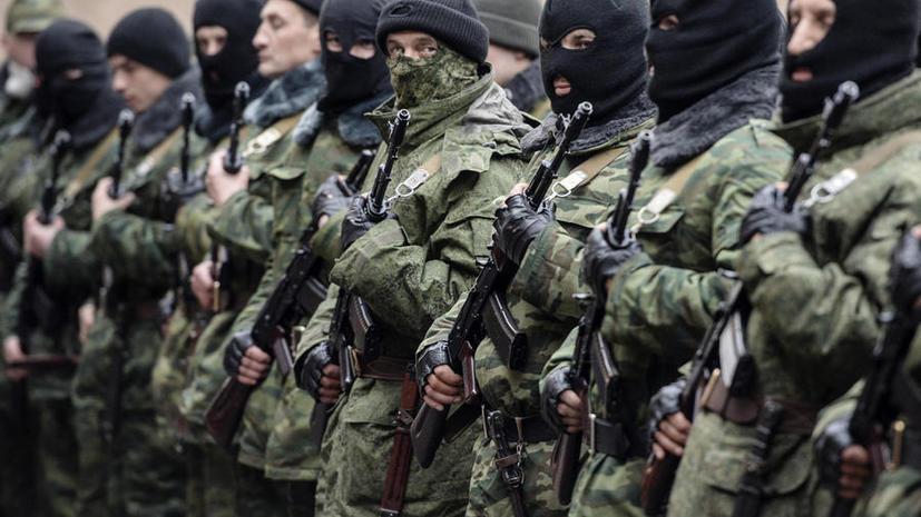 Константинов: Силы самообороны Крыма готовы пресечь вооружённые провокации на границе с Украиной