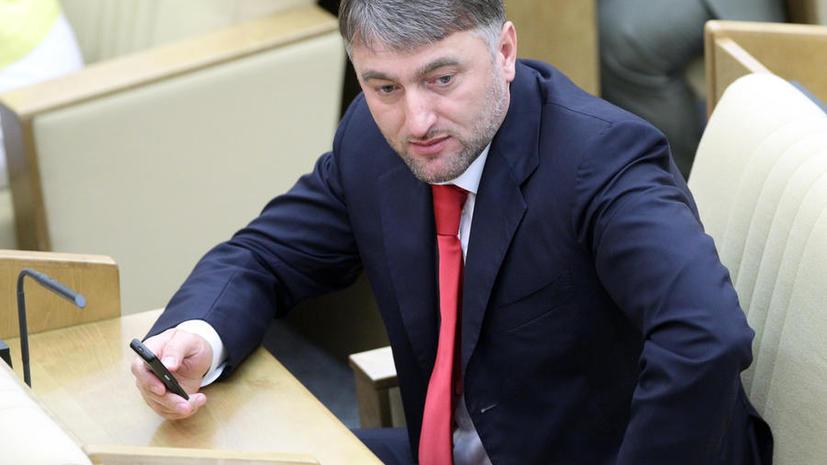 Депутаты-единоросы подрались в Госдуме