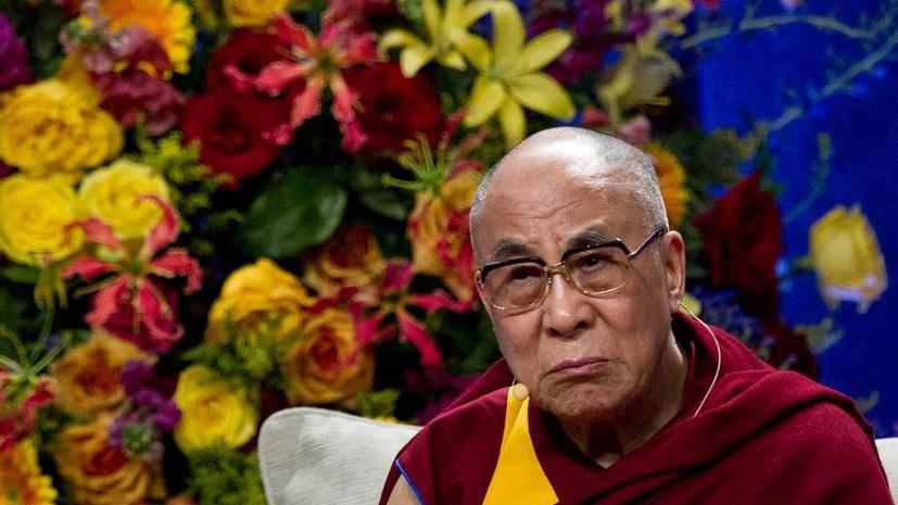 Сайт Далай-ламы атаковали хакеры