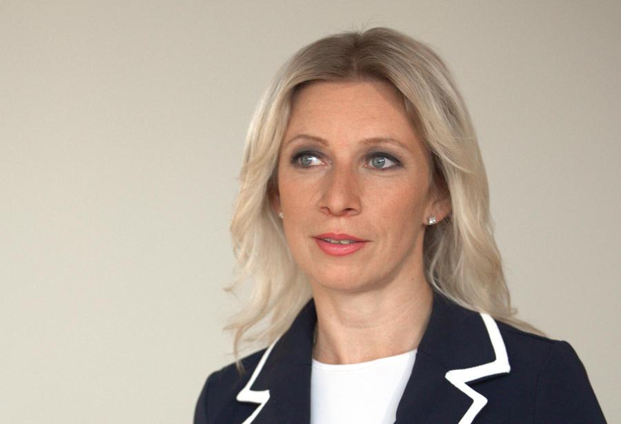 Мария Захарова: Вашингтон вновь продемонстрировал свои двойные стандарты