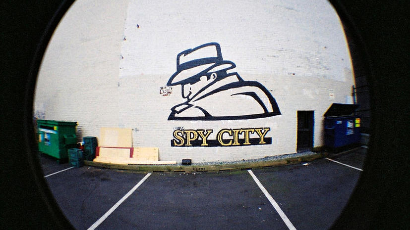 Пентагон шпионил за населением ещё десять лет назад