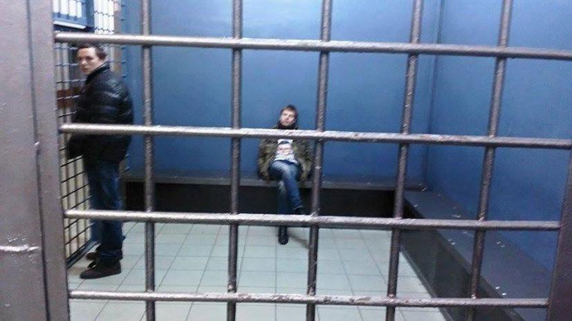 СКР допросил задержанного в Москве депутата Рады Алексея Гончаренко по делу о трагедии в Одессе