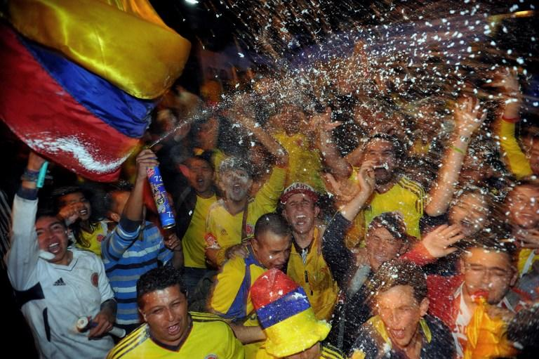 Выходные футбольных хулиганов: погибшие в Колумбии, пострадавшие в Англии