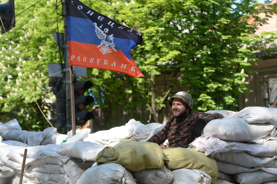Конституция Донецкой республики предусматривает присоединение ДНР к другому государству и первенство православия