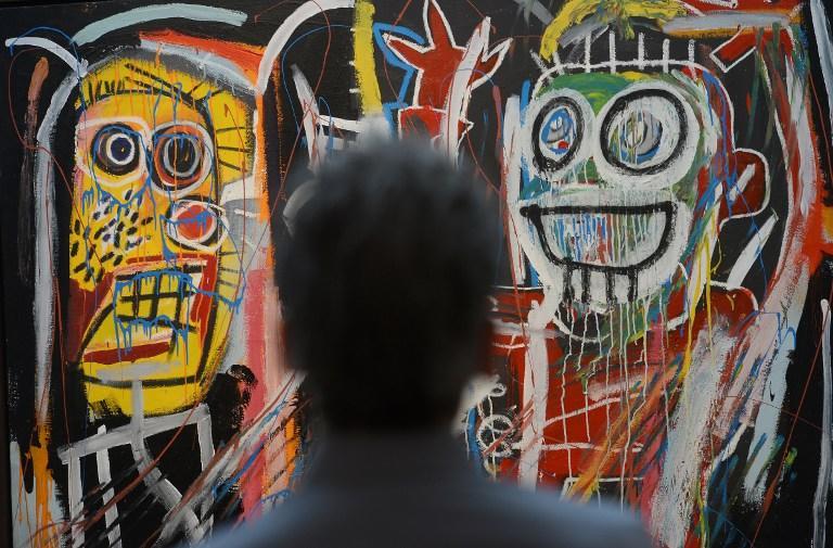 Картина «Без названия» Жан-Мишеля Баския ушла с молотка за $29 млн
