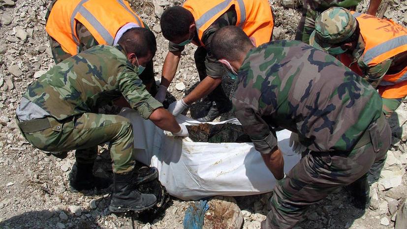 Human Rights Watch: в пригородах сирийской Латакии боевики убили 190 мирных жителей