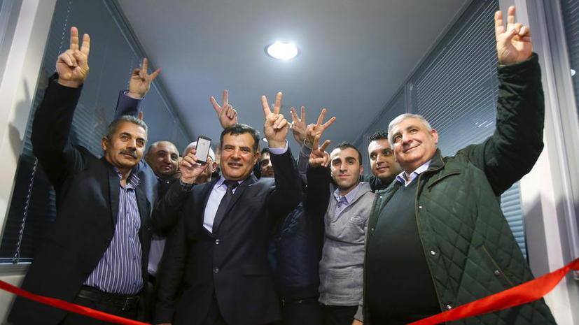 Секретное отделение: курды спорят из-за федерализации Сирии