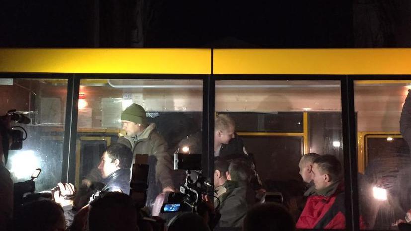 В ДНР заявили, что украинских пленных на её территории больше нет