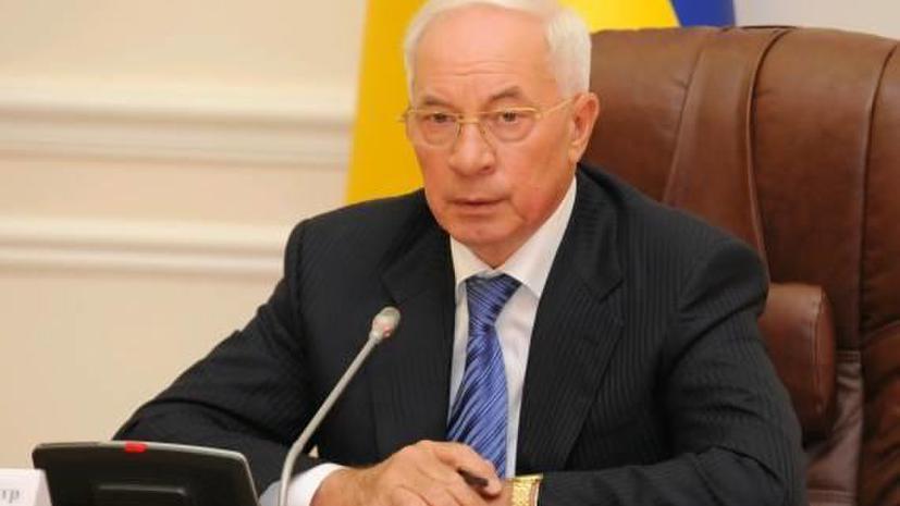 Экс-премьер Украины: Киевские реформаторы предлагают не отапливать зимой помещения