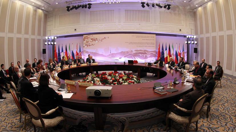 Источник: Очередной раунд переговоров Ирана с «шестёркой» на экспертном уровне состоится на следующей неделе в Вене
