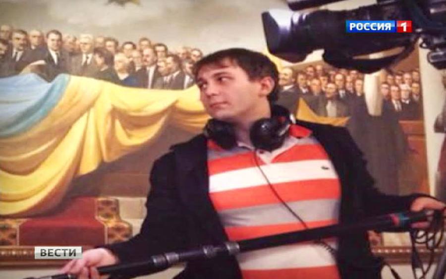 В ВГТРК подтвердили гибель на Украине второго журналиста Антона Волошина