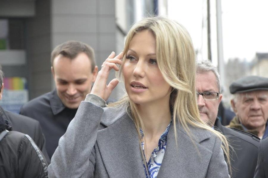 СМИ: Кандидат в президенты Польши намерена снять санкции с России и поехать в Москву