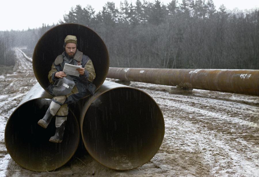 Краснодарские «партизаны» взорвали две буровые установки, трактор и газопровод