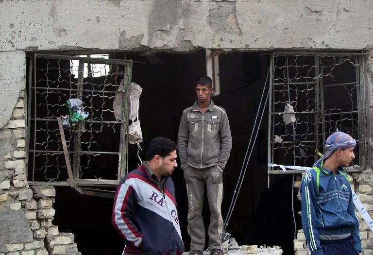 Теракты в шиитских районах Ирака: более 30 погибших