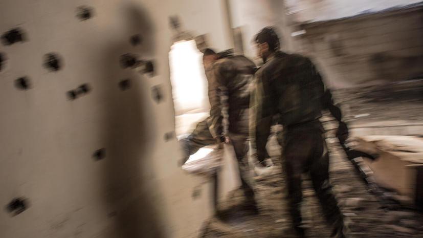 Гражданин Великобритании задержан по подозрению в причастности к терроризму в Сирии