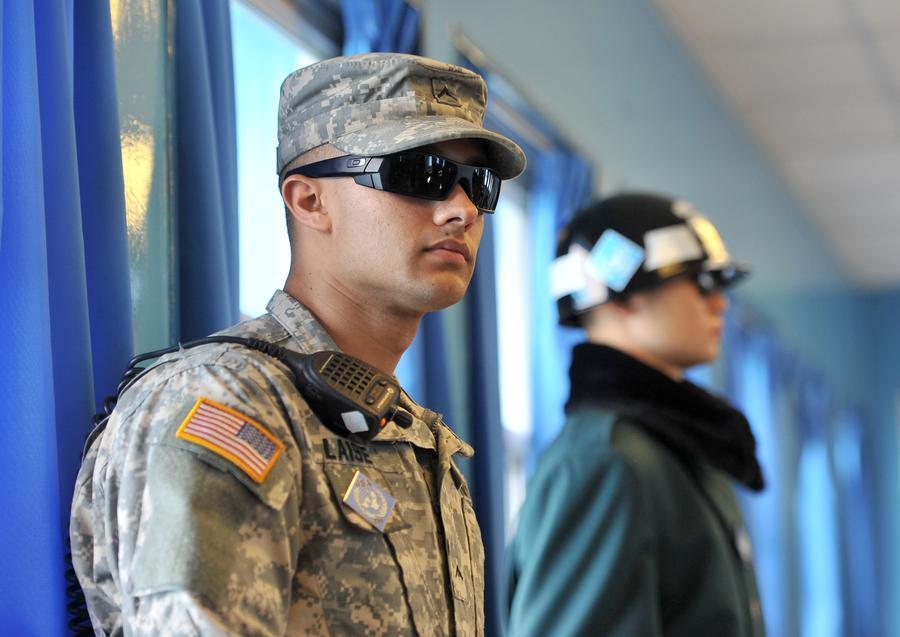 Южная Корея и США подписали военный план реагирования на провокации Пхеньяна