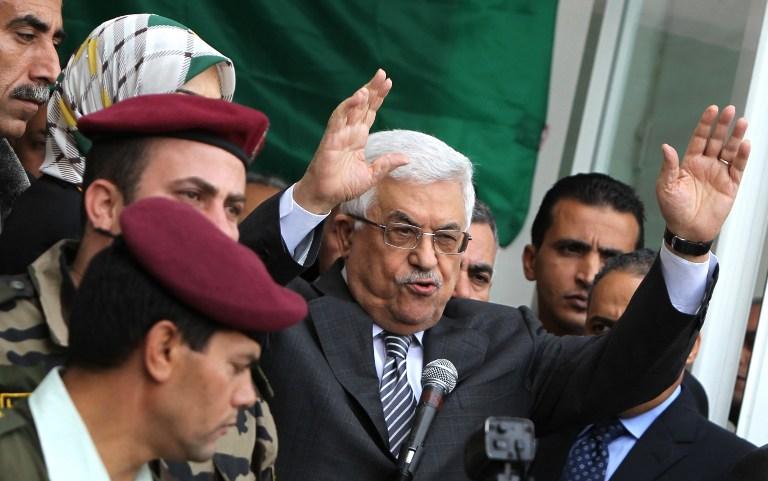 Аббас: Палестинцы внесут заявку на получение статуса страны-наблюдателя ООН 29 ноября
