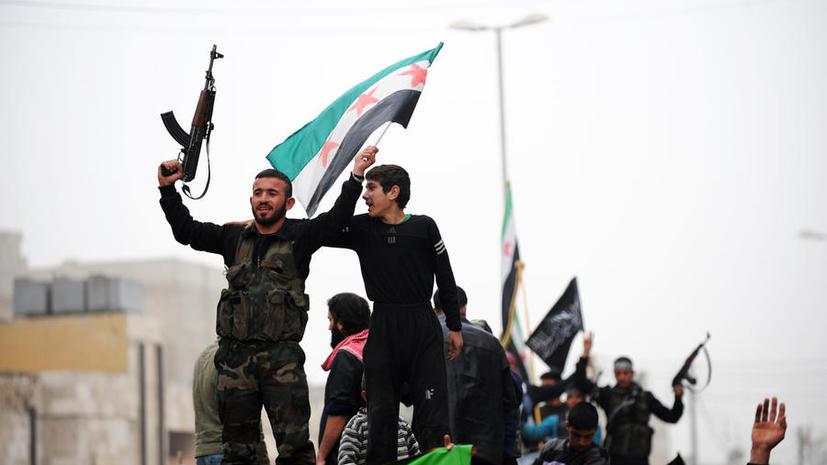 Немецкая разведка: «Аль-Каида» берет власть над сирийской оппозицией