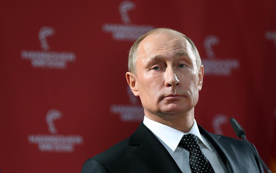 Владимир Путин: Права секс-меньшинств в России не ущемляются