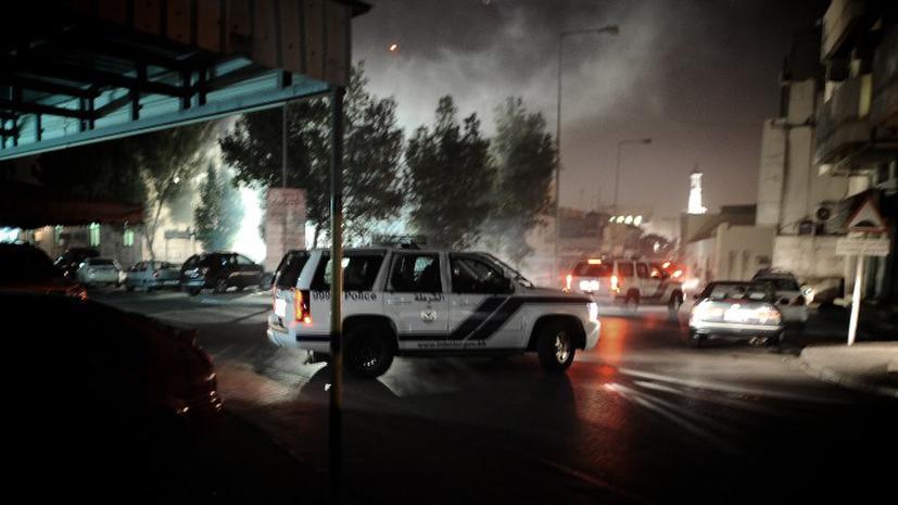 Серия взрывов потрясла столицу Бахрейна: 2 убитых, 1 раненый