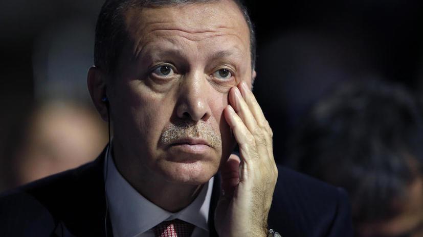 Американские СМИ: За «восхищение Гитлером» Эрдогана предложили наказать санкциями