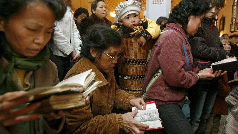 Библия made in China: КНР становится крупнейшим экспортером священных книг