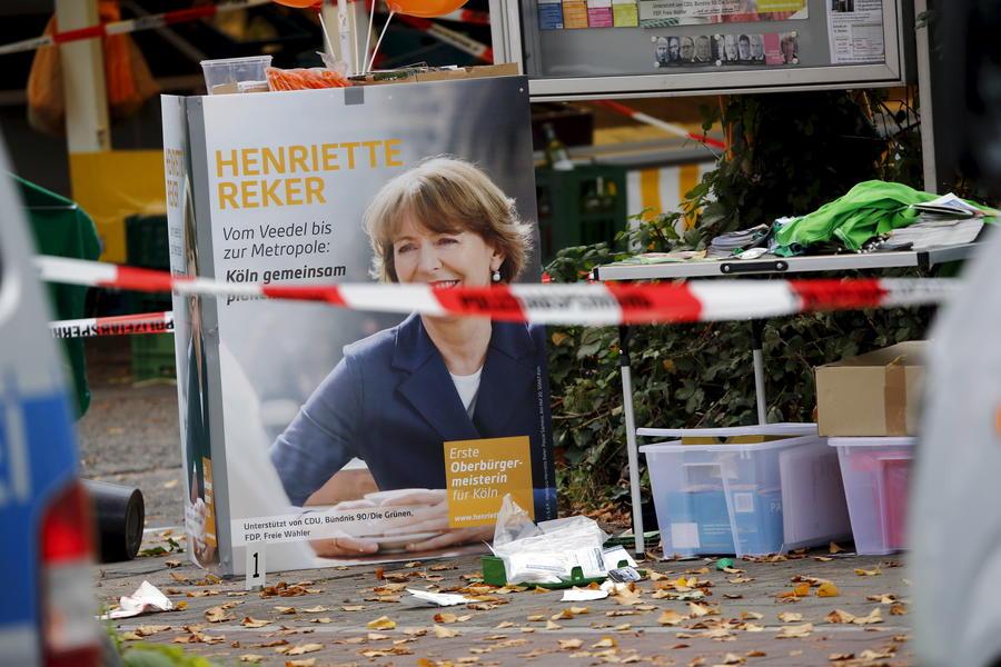 Немецкие СМИ и пользователи соцсетей возмущены шокирующим советом мэра Кёльна женщинам