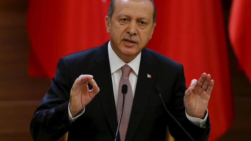 Реджеп Тайип Эрдоган назвал гитлеровскую Германию примером эффективной системы