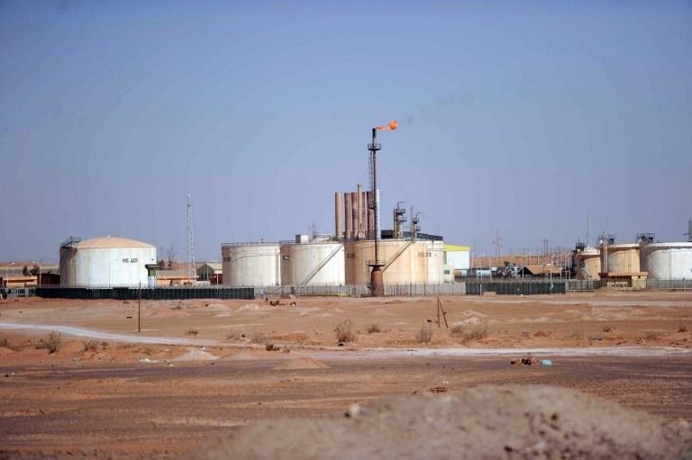 В ходе спецоперации в Алжире уничтожены трое главарей террористической  группировки