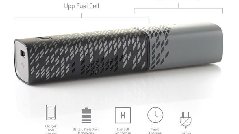 Водородная батарейка - новый источник энергии для смартфонов