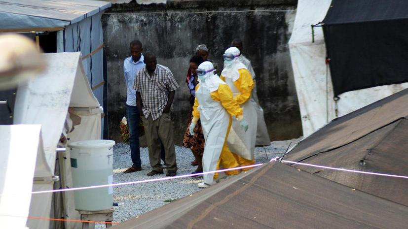 Учёные: Новый штамм лихорадки Эбола может вызвать эпидемию в странах Западной Африки