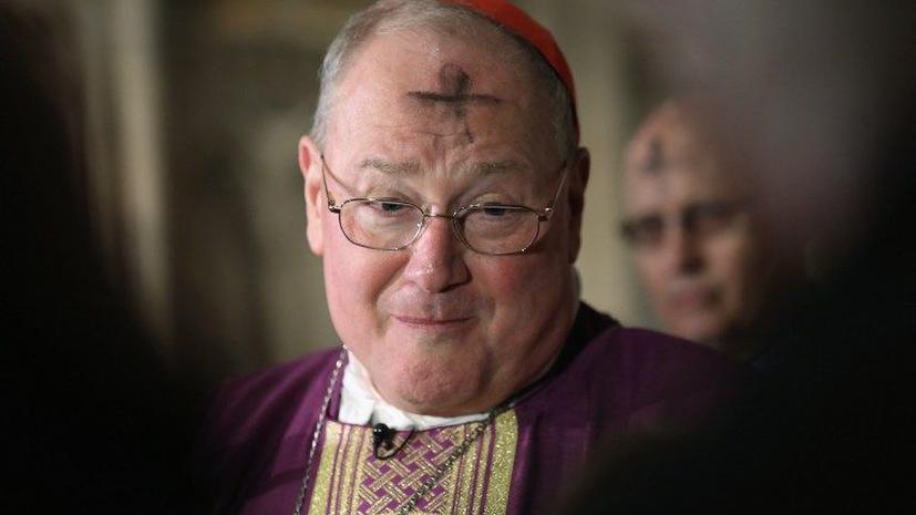 Потенциальный кандидат на папский престол допрошен по делу о педофилии в епархии Нью-Йорка