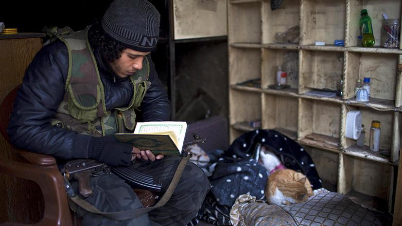 Сирийская оппозиция вновь не смогла договориться о формировании своего переходного правительства