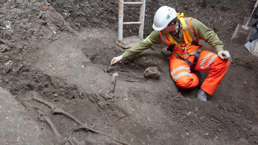 В Туркмении найден мавзолей времен бронзового века для погребения животных