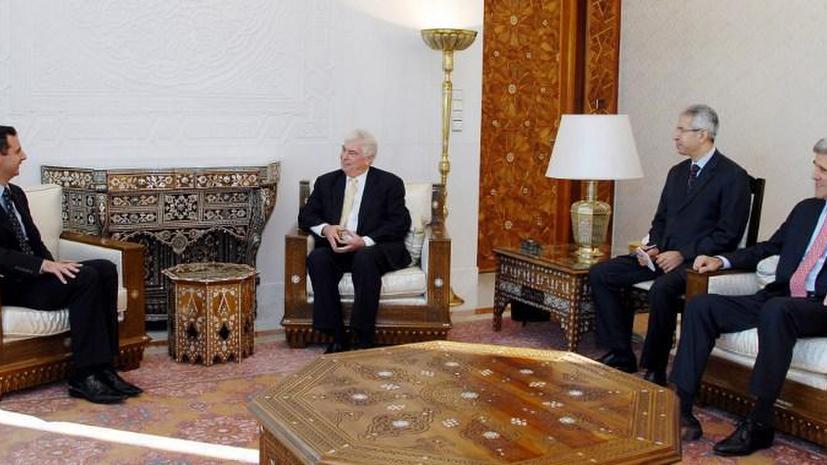 СМИ: США начали симпатизировать Башару Асаду