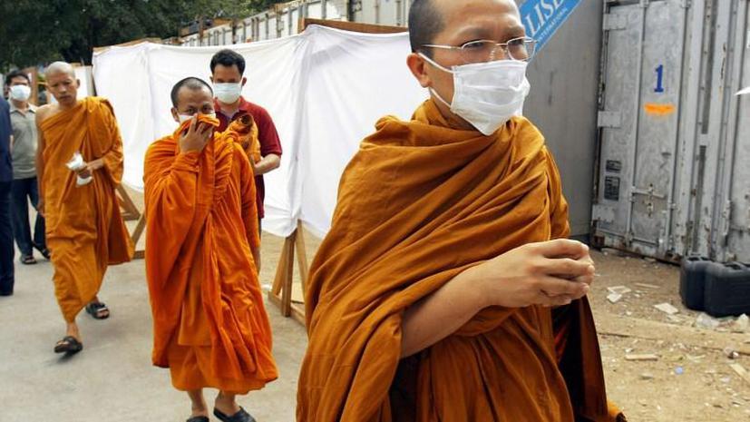 Буддистский монах сеет ненависть к мусульманам в Бирме через Youtube