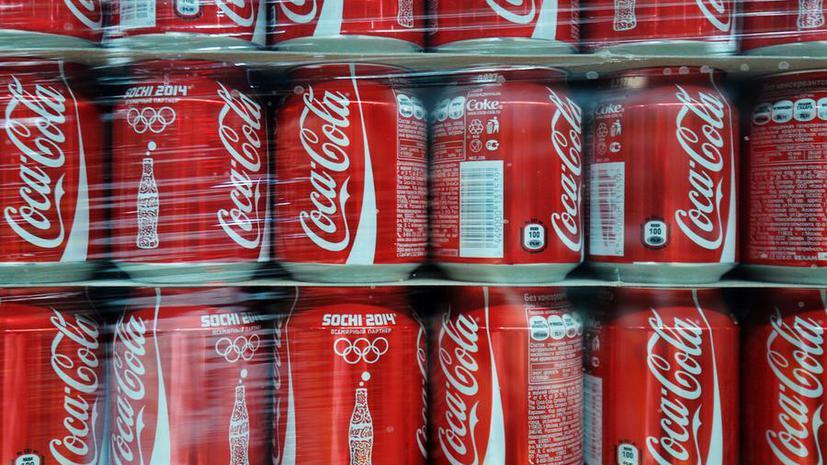 В Госдуме предлагают ввести «налог на Coca-Cola»